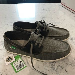 Men's CASA barco vintage boat shoes